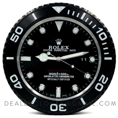 XL Submariner Series All Black