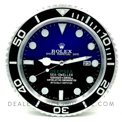 XL Sea-Dweller Deepsea Steel 'D-Blue'