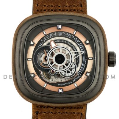 SevenFriday P2B/03-W 'Woody'