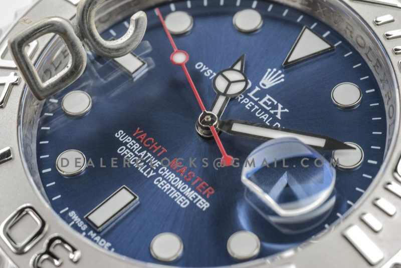 Yacht-Master 116622 Blue Dial