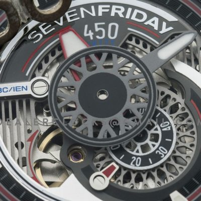 SevenFriday P3C/01 'Hot Rod'