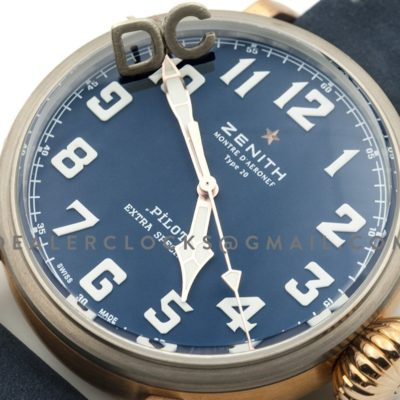 Pilot Type 20 Extra Special in Bronze Westime California Special Edition