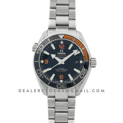 Seamaster 2016 Planet Ocean 600 M Co-Axial Master Chronometer 43.5mm Black Dial