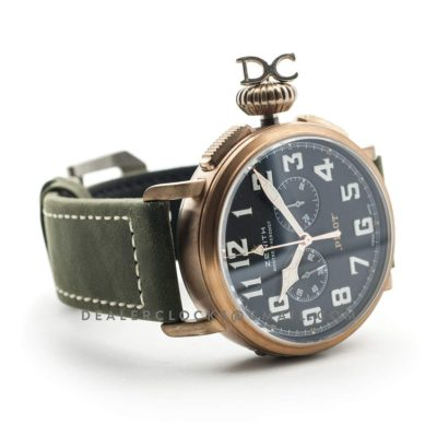 Heritage Pilot Type 20 Chronograph Extra Special in Bronze