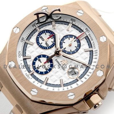 Royal Oak Offshore Chronograph 44mm Summer Edition 2017 Rose Gold 26408ORO