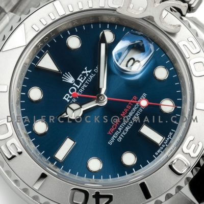 Yacht-Master 116622 BLSO Blue Dial