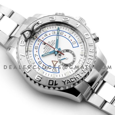 Yacht-Master II 116689 in White Gold