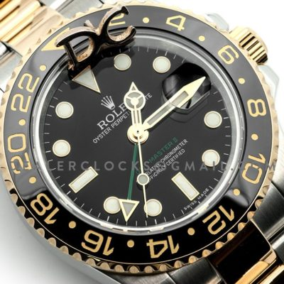 GMT Master II 116713LN Two Tone