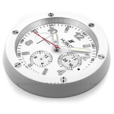 Big Bang White Chronograph Dial