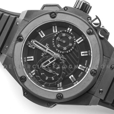 Big Bang King Power Foudroyante Black/Steel