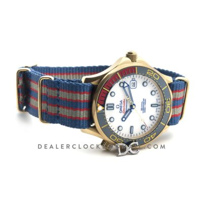 Seamaster Diver 300m Co-Axial 41mm 'Commender's Watch' in Yellow Gold