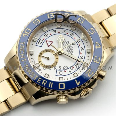 Yacht-Master II 116688 2017 Edition in Yellow Gold