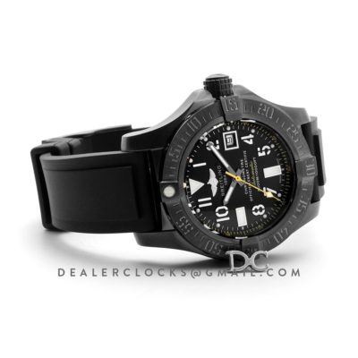 Avenger II Seawolf 'Hong Kong Limited Edition' Black Dial in PVD