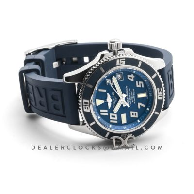 Superocean II 42 Blue Dial with Blue Bezel