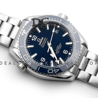 Planet Ocean 600M Omega Co-Axial Master Chronometer 43.5mm Blue Dial Ref 215.30.44.21.03.001