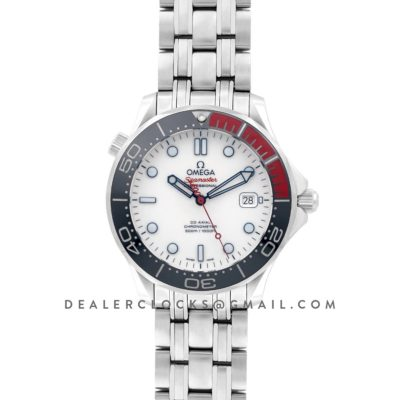 Seamaster Diver 300M 'Commander's Watch' British Royal Navy Limited Edition