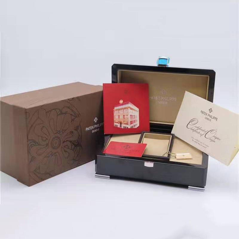 Patek Philippe Box and Papers